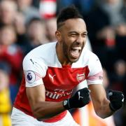 African players in Europe: Aubameyang leads golden b...