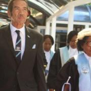 Botswana president says he will step down at the end of his term in April