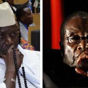 Mugabe and Jammeh: The African presidential throw ou...