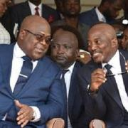 DRC president agrees coalition govt arrangement with Kabila