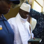 Shock defeat for Gambia's Jammeh in historic preside...