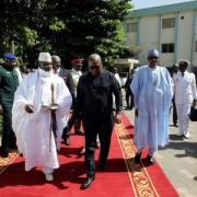 Gambia's Jammeh must leave power when term ends: Uni...