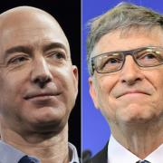 Bezos, Gates and Buffett still top the world's ultra rich: Forbes
