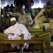 Gambia's president warns against protests after elec...
