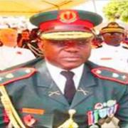 General Masanneh Kinteh appointed as President Barrow's military aide